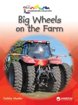 Big Wheels on the Farm cover
