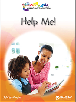 Cover of a children's book titled Help Me